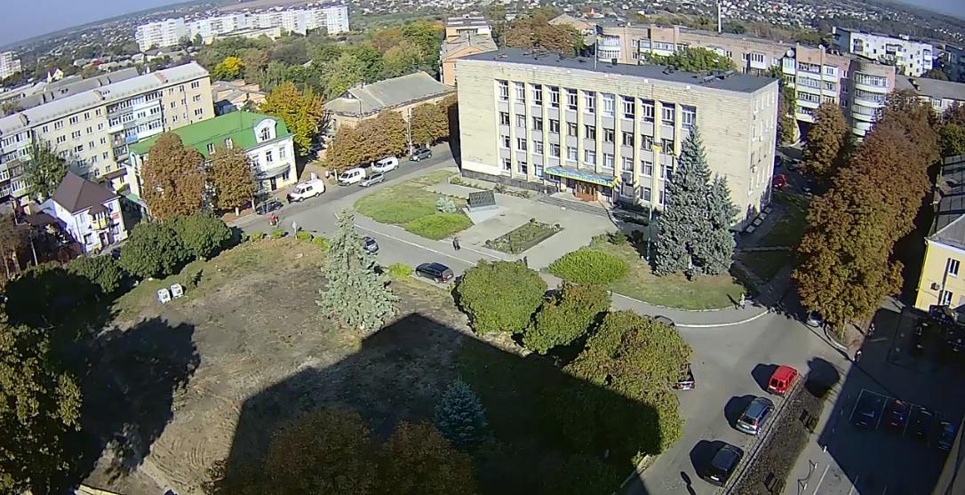 У Фастові відновили капітальний ремонт Соборної площі: з'явився новий генпідрядник - Фастів, Соборна площа, реконструкція площі - iaivaiv