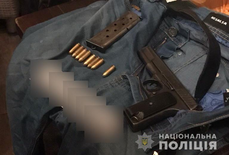 knyazhychi1 Затримано осіб, які з метою вбивства розстріляли автомобіль на Броварщині (відео)