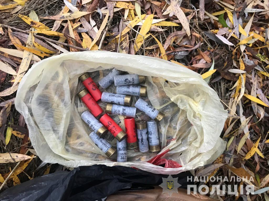 knyazhychi4 Затримано осіб, які з метою вбивства розстріляли автомобіль на Броварщині (відео)