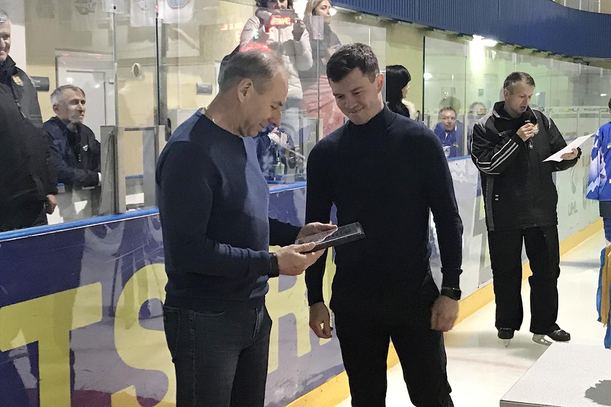 Хокейний турнір «Bila Tserkva Open Cup» -  - n037