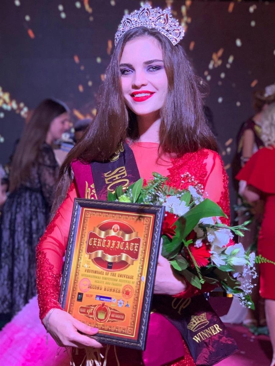 Українка стала другою віце-міс у конкурсі «Міс фотомодель світу» -  - o 1dmbjhsap8idr53itaos0ghe5v
