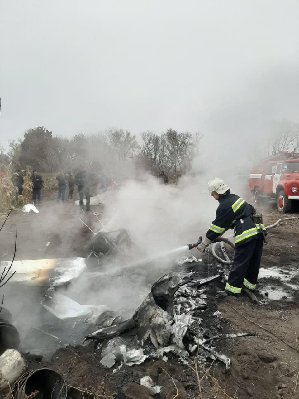 У вертолітній аварії загинув колишній міністр аграрної політики Тарас Кутовий -  - paoltava deltaplan 1