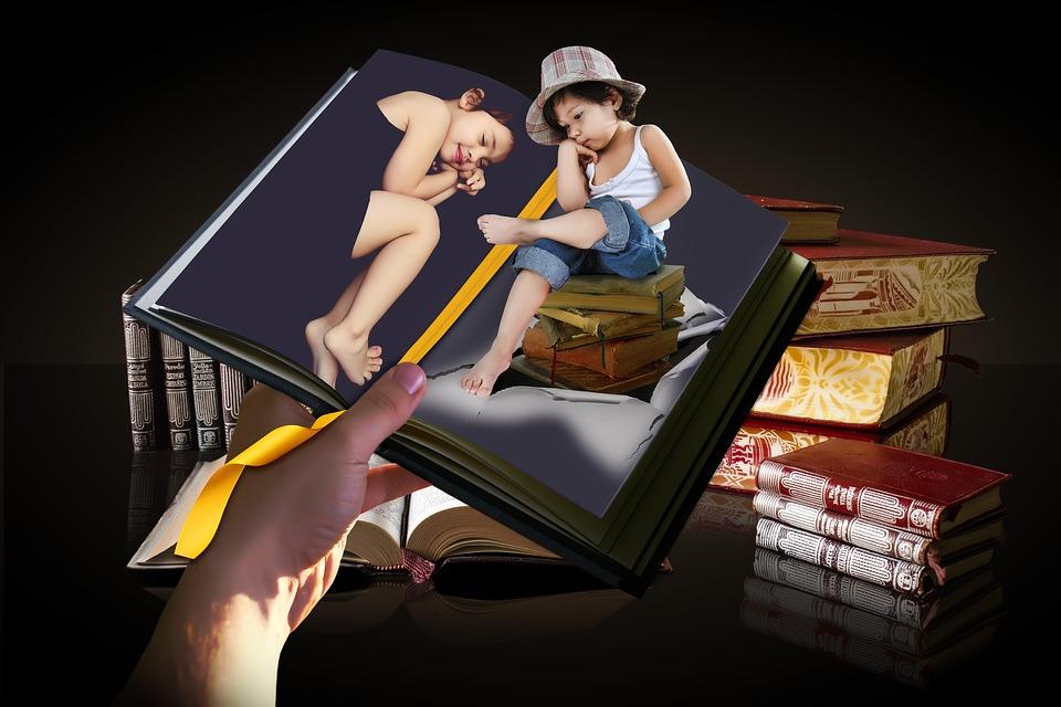 Книги – дітям: долучіться до благодійної акції - Україна, Книги, Діти, благодійна акція - photo montage 2115678 960 720