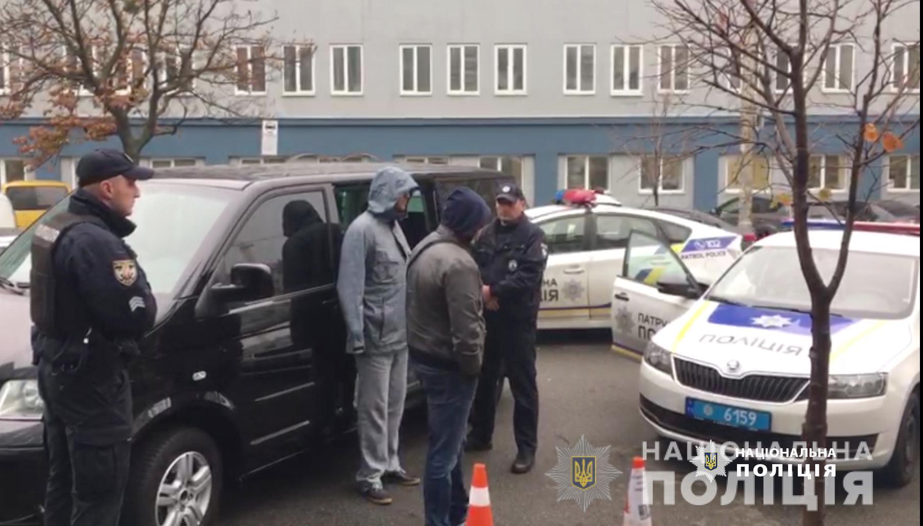 Намагались продати чужу квартиру: у Києві затримали групу шахраїв -  - shahrai29102019