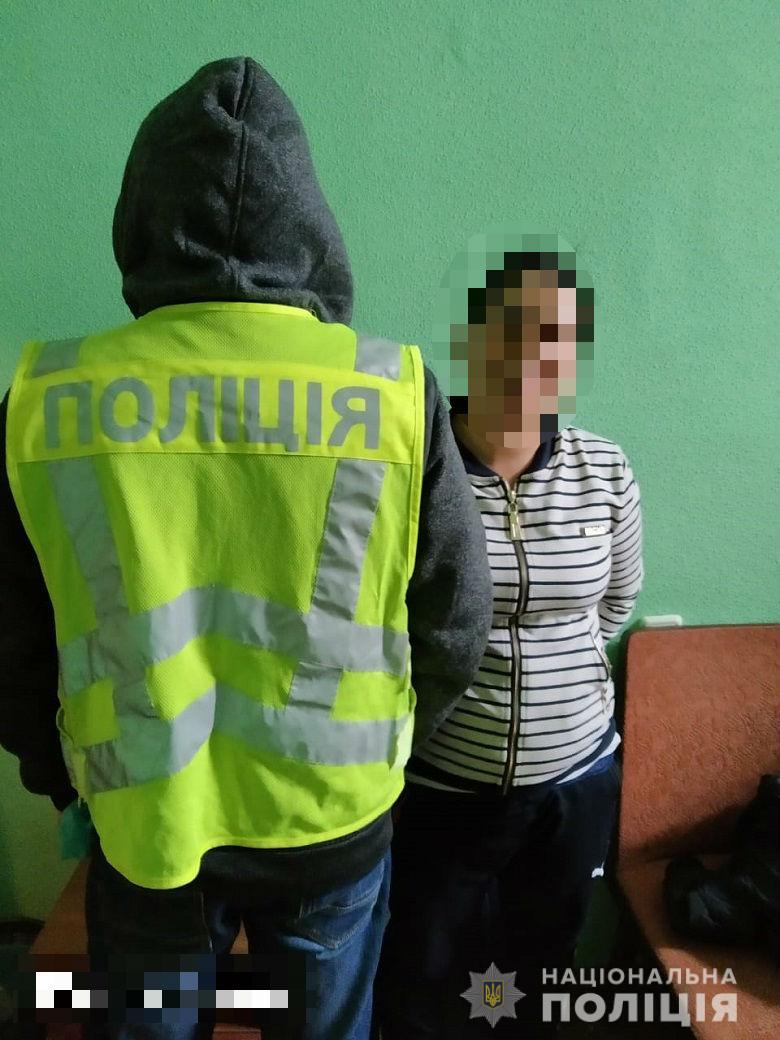 За крадіжку гаманця у Києві затримано двох жінок -  - shevchopv192311
