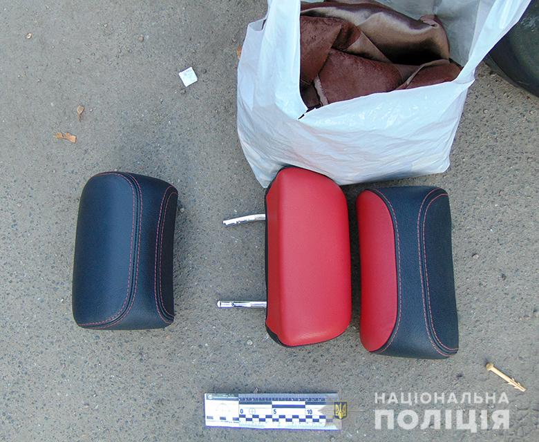 Киянина затримали за крадіжку з автомобіля -  - sviatoshkragazavto161020193