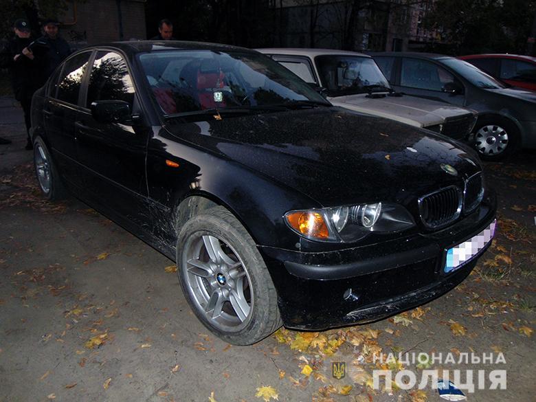 Киянина затримали за крадіжку з автомобіля -  - sviatoshkragazavto161020195