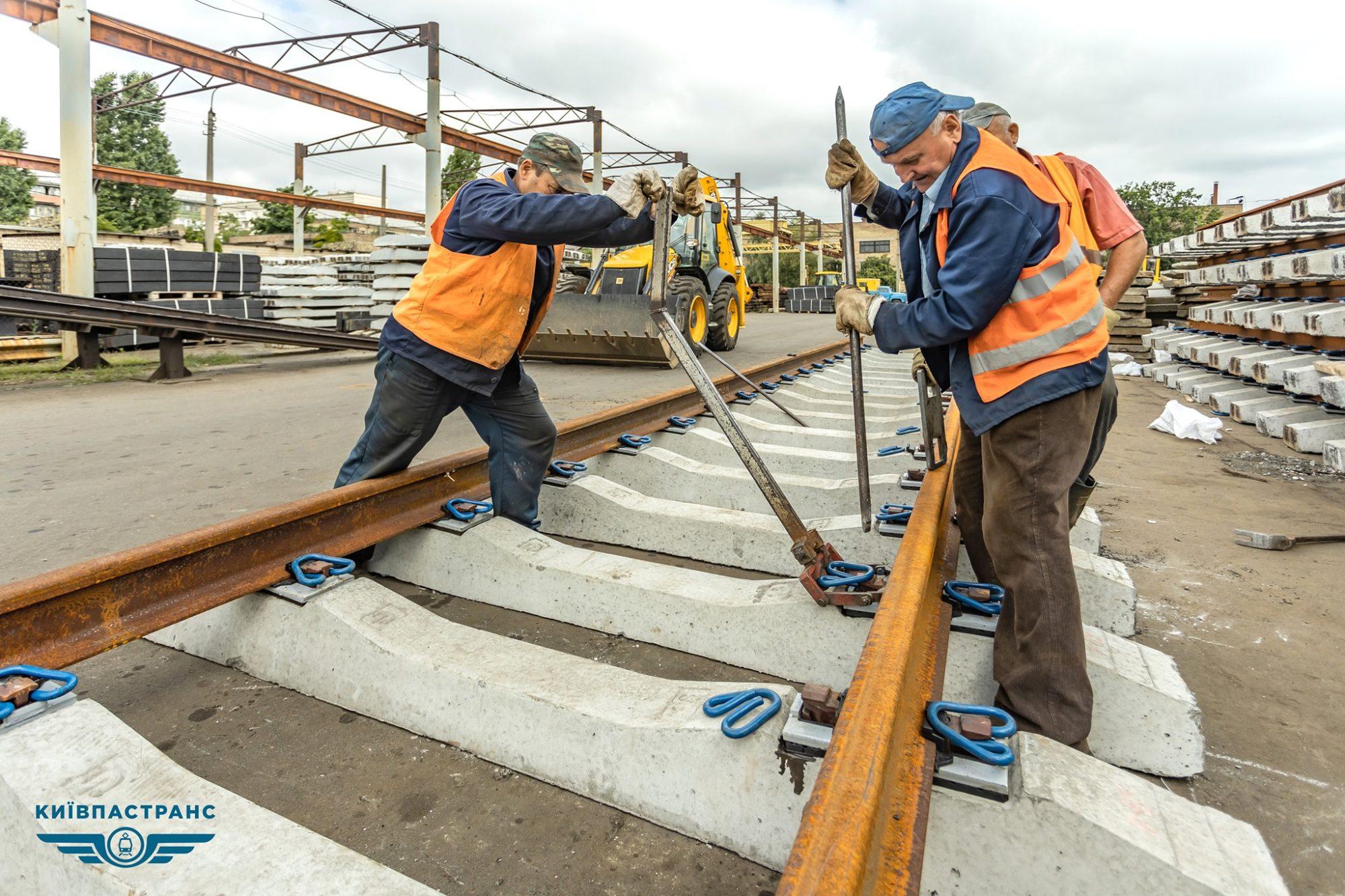 Ремонт колій: рух трамваїв скоротили на три дні -  - tramvaj 2000x1333