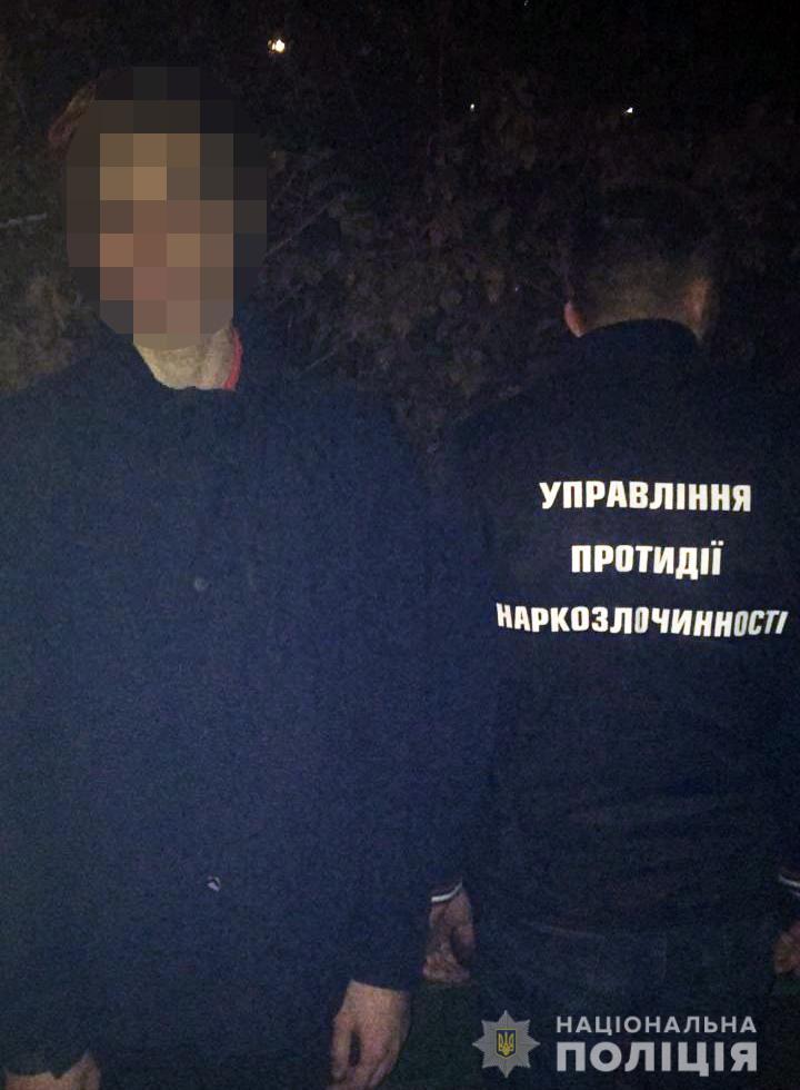 У Києві зупинили авто, в якому виявили наркотиків на мільйон гривень -  - upnzakl291020193