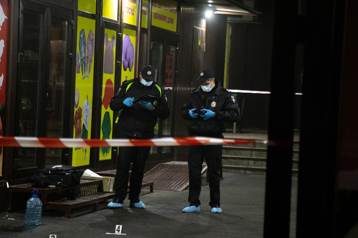 На ринку Троєщини вибухнула граната -  - vzryv granaty 5