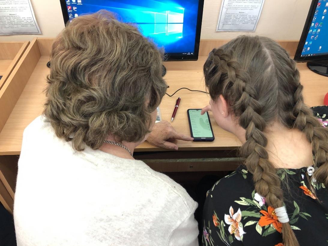 У Фастові реалізовують проєкт «Смартфон єднає покоління» - Фастів, навчання - yavaiva