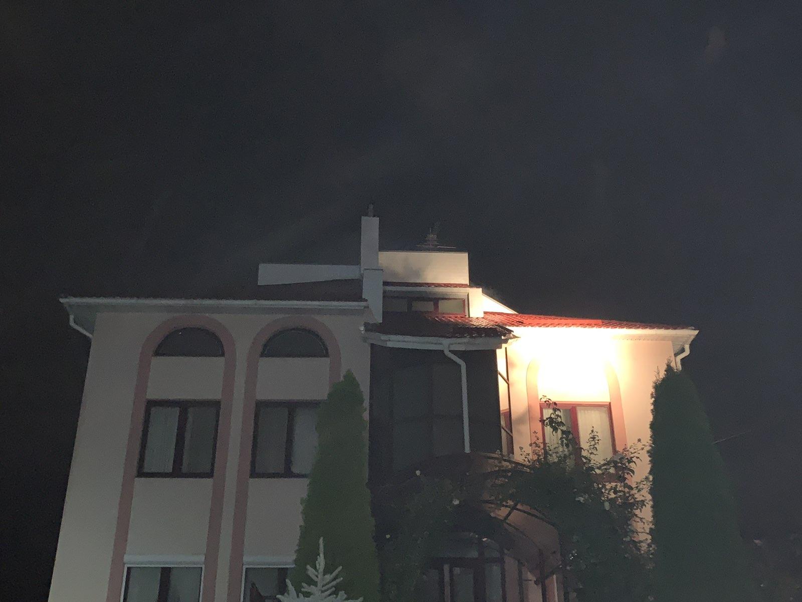 Пожежа на Броварщині: в селі Зазим'є горів приватний будинок -  - yzobrazhenye viber 2019 10 08 07 38 46