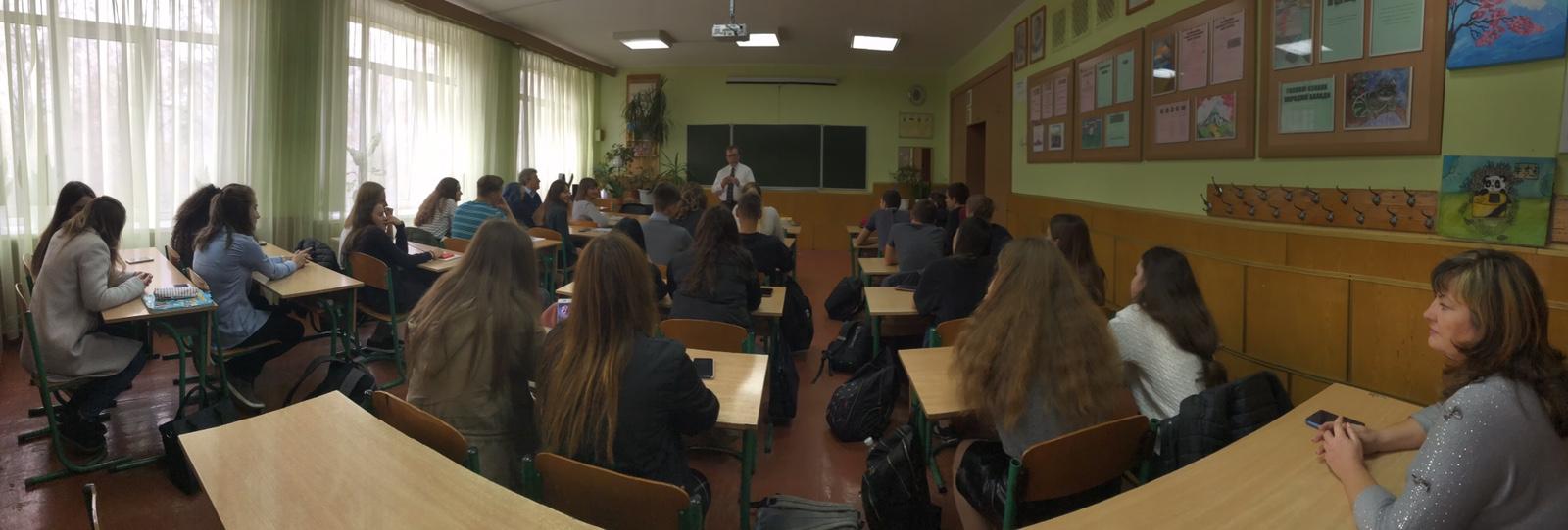 yzobrazhenye_viber_2019-10-22_15-08-334 Учні шкіл Броварів зустрілися з представником американського міста-побратима Рокфорда