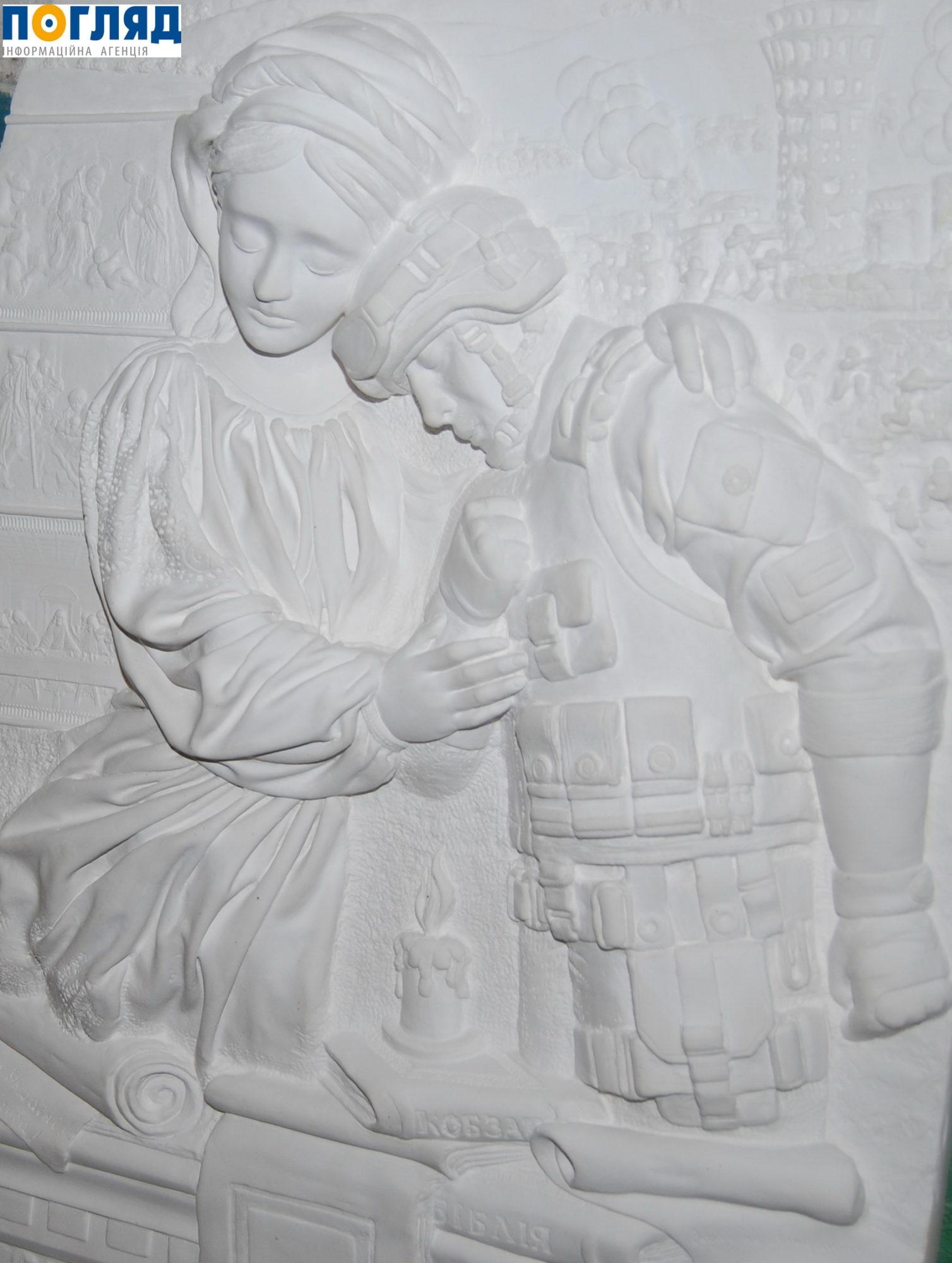 Проект «Ікона пам'яті» у Василькові святкує 4-ту річницю (анонс) -  - 000DSC 0357 1508x2000