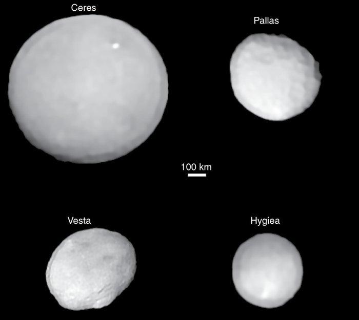 Вчені знайшли кандидата на звання найменшої карликової планети Сонячної системи - Сонячна система, космос - 05 lpaneta