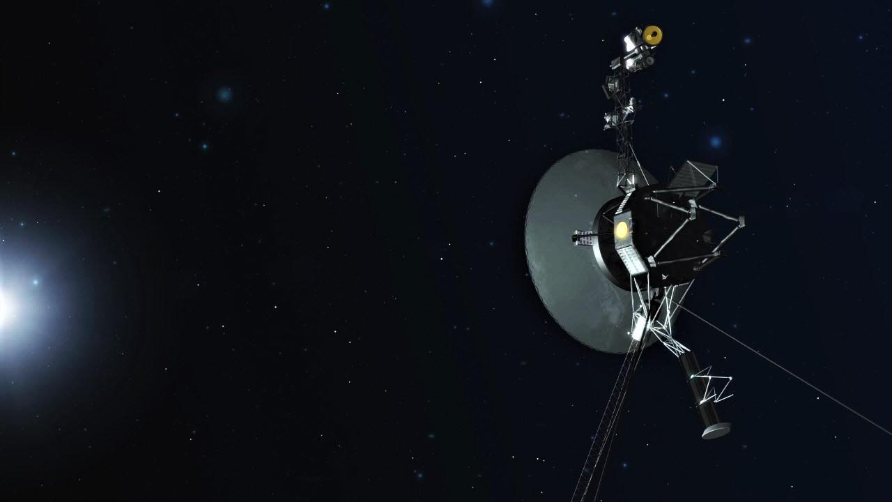 05_voyadzher2 «Вояджер-2» через більш ніж 40 років вийшов у міжзоряний простір і відправив на Землю повідомлення
