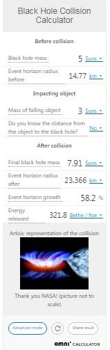 Що буде, якщо Земля зіткнеться з чорною дірою: тепер кожен може дізнатися відповідь - космос - 07 chornaya dyra