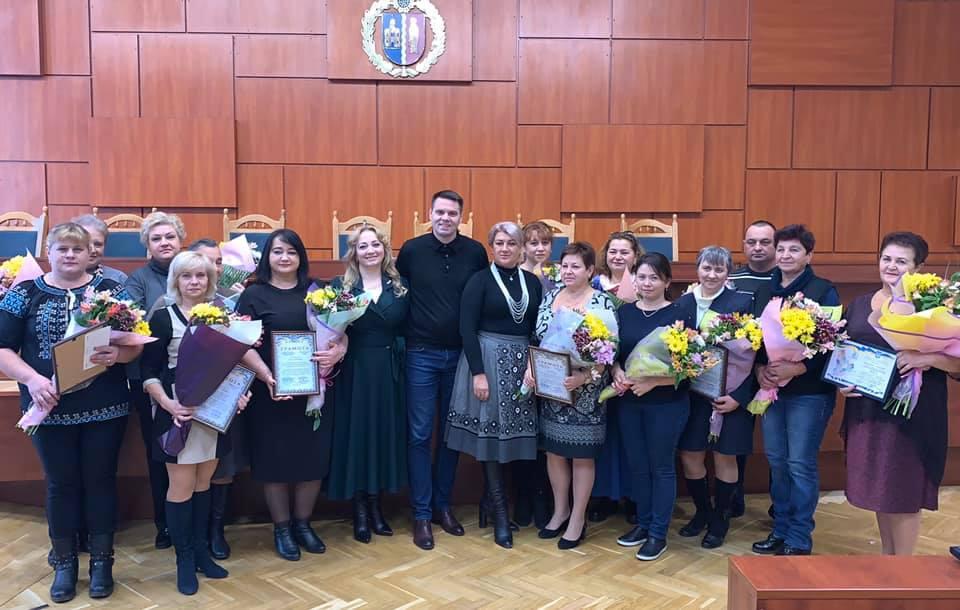На Вишгородщині відзначили соціальних працівників - нагороди, київщина - 1101 RDA sots