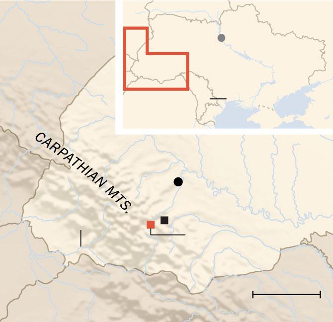 Карту України без Криму видання The New York Times виправило