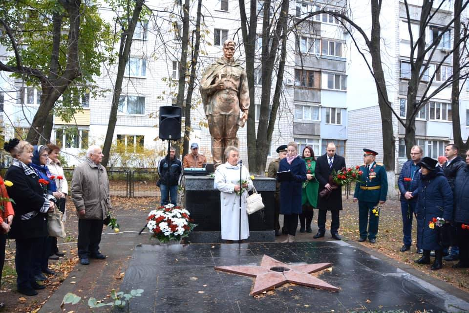 У Вишгороді відбулися заходи з нагоди звільнення міста від нацистів - київщина, вшанування, Вишгород - 1104 Hoda osn