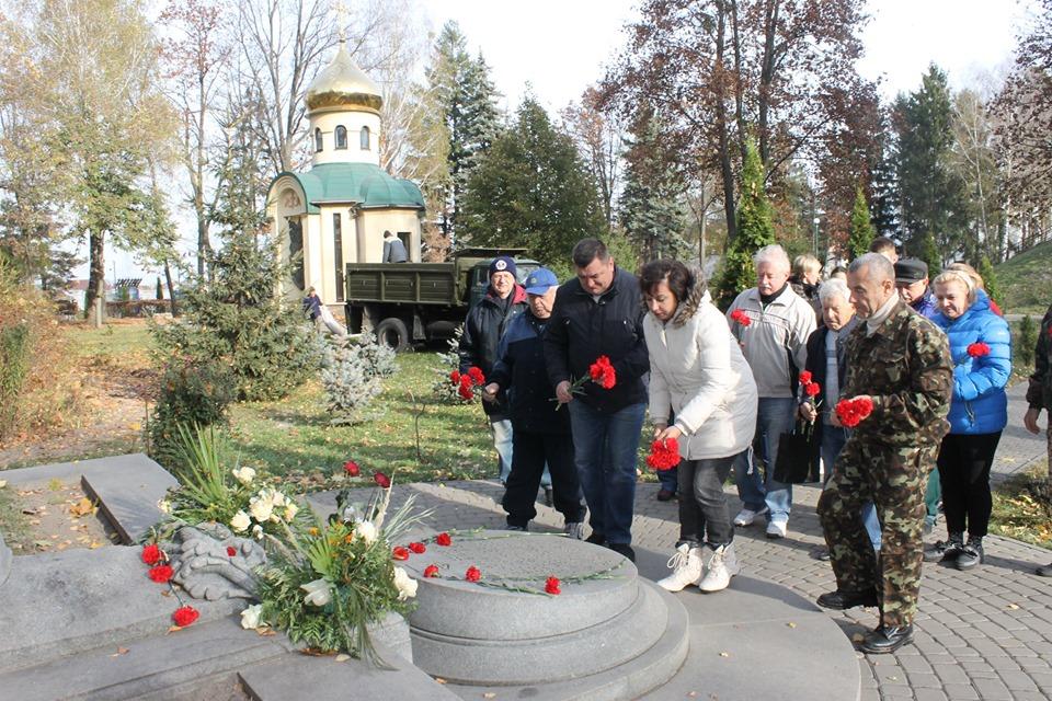 Толока у Національному музеї – заповіднику «Битва за Київ у 1943 році» -  - 1104 muzej6