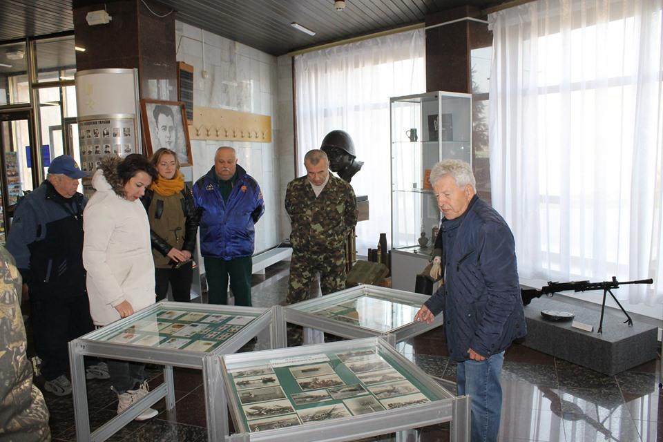 Толока у Національному музеї – заповіднику «Битва за Київ у 1943 році» -  - 1104 muzej7
