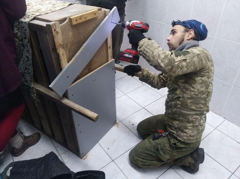 Врятована у Вишгороді лань не повернеться у дику природу -  - 1105 Lan5