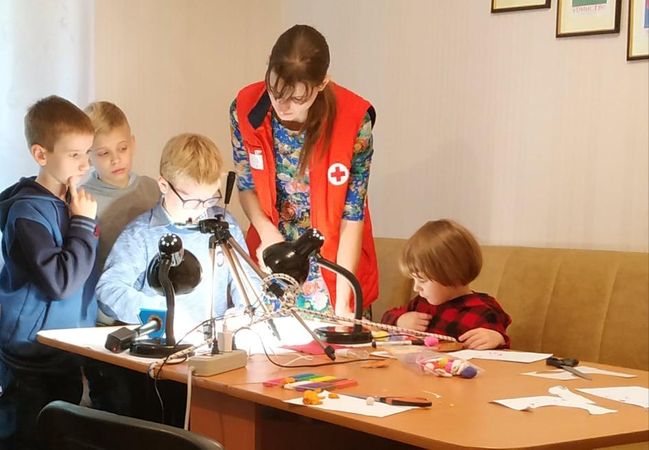 1113_Mult2 У Вишгороді до World Kindness Day приурочили новий мультик