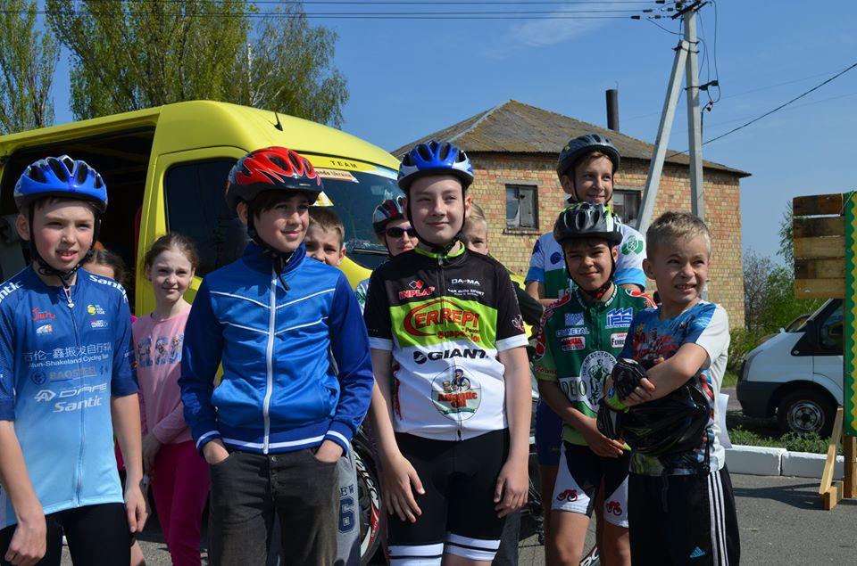 У Вишгороді безкоштовно тренують юних велосипедистів - набір у секцію, Київщина Вишгород, велосипедний спорт - 1115 velo2