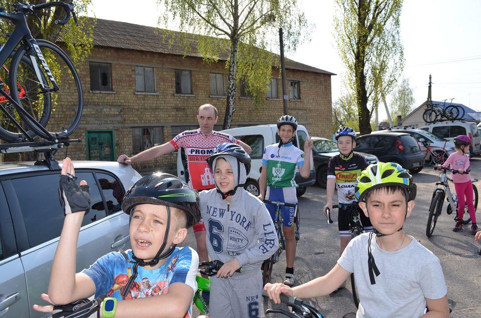 У Вишгороді безкоштовно тренують юних велосипедистів - набір у секцію, Київщина Вишгород, велосипедний спорт - 1115 velo3