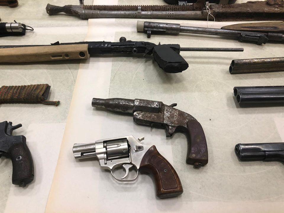 На Київщині незаконно зберігали  кулемет - поліція Київщини, київщина - 1115 zbroya5