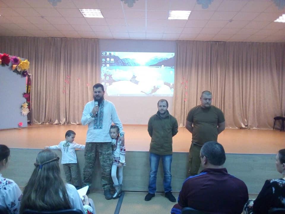 Вишгородщина відзначає День Гідності та Свободи - київщина, Заходи, День Гідності та Свободи, Вишгород - 1121 Intel1