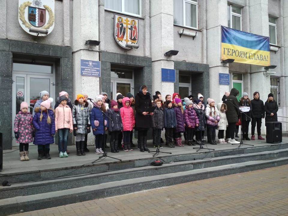 Вишгородщина відзначає День Гідності та Свободи - київщина, Заходи, День Гідності та Свободи, Вишгород - 1121 RDA1