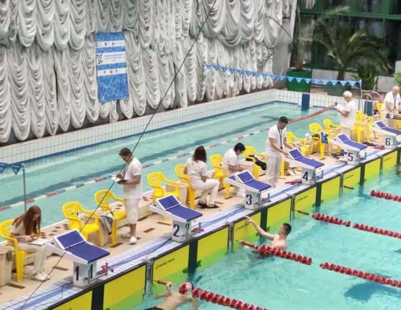 На  рахунку юних вишгородських плавців – нові рекорди - Чемпіонат, Ткаченко, спорт, рекорди, плавання, Крижанівський, київщина, Вишгород - 1125 plav4