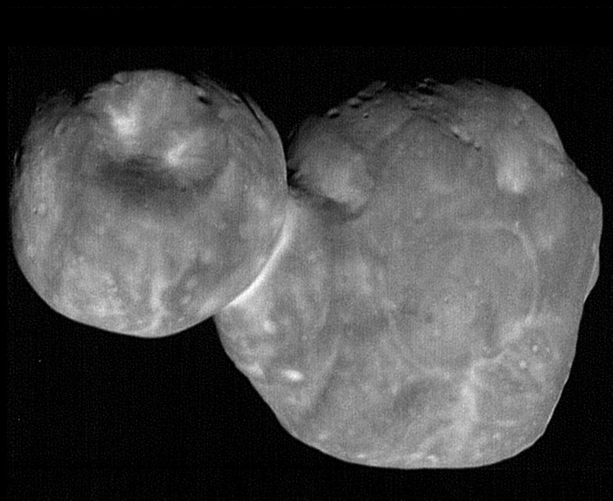 Астероїд Ultima Thule отримав нове ім'я: Аррокот - Сонячна система, космос, астероїд - 14 asteroyd