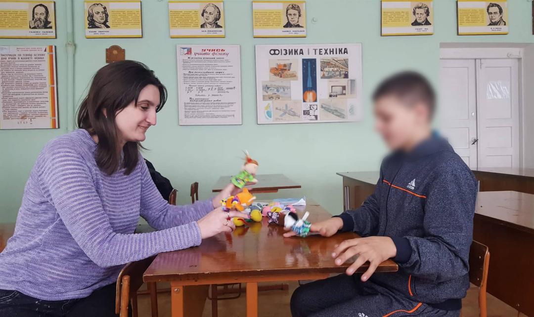 Досвід роботи Інклюзивно-ресурсного центру Тетіївської ОТГ -  - 1573559928 439