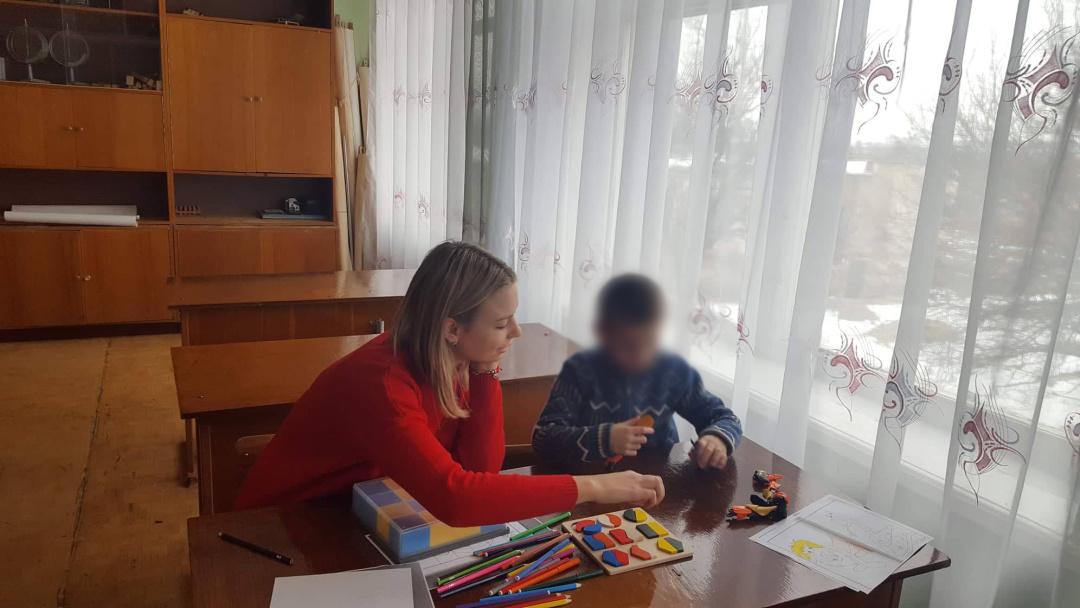 Досвід роботи Інклюзивно-ресурсного центру Тетіївської ОТГ -  - 1573560580 594