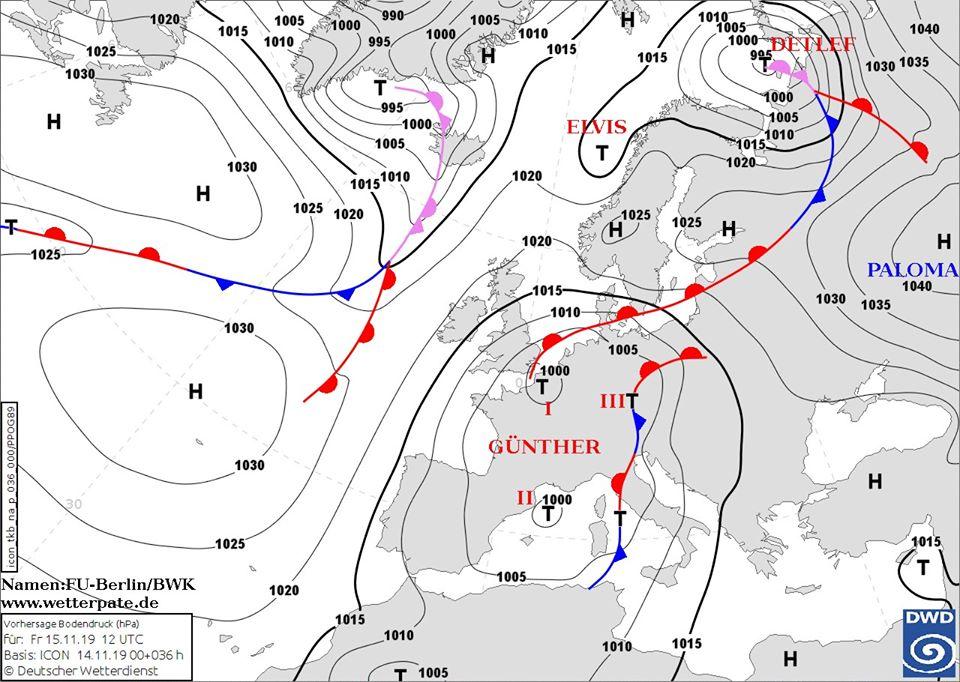 Погода на 15 листопада: на Київщині температура піде на спад - погода - 15 pogoda3