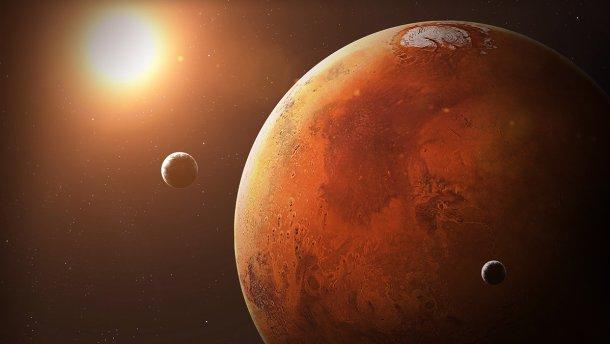 Вчені назвали, в чому смертельна небезпека польоту на Марс для землян - Марс, астронавти - 18 mars