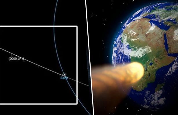 18_nasa В НАСА назвали точну дату максимального зближення Землі з величезним астероїдом