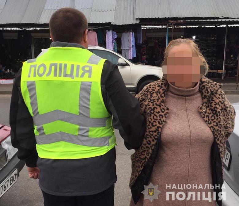 Столичними оперативниками затримано двох крадійок з Броварів -  - 19.11.2019deskradkarman1