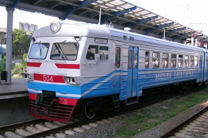 Київпастранс: 9 рейсів міської електрички відмінили -  - 19 main
