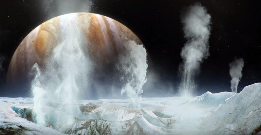 Вчені НАСА підтвердили наявність водяної пари на супутнику Юпітера - Юпітер, космос, Європа - 19 par