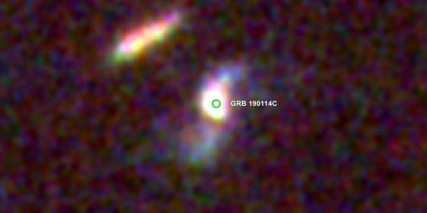 Найяскравіше світло у Всесвіті: астрономи зафіксували рекордні світлові випромінювання у космосі -  - 21 gamma vsplesky2