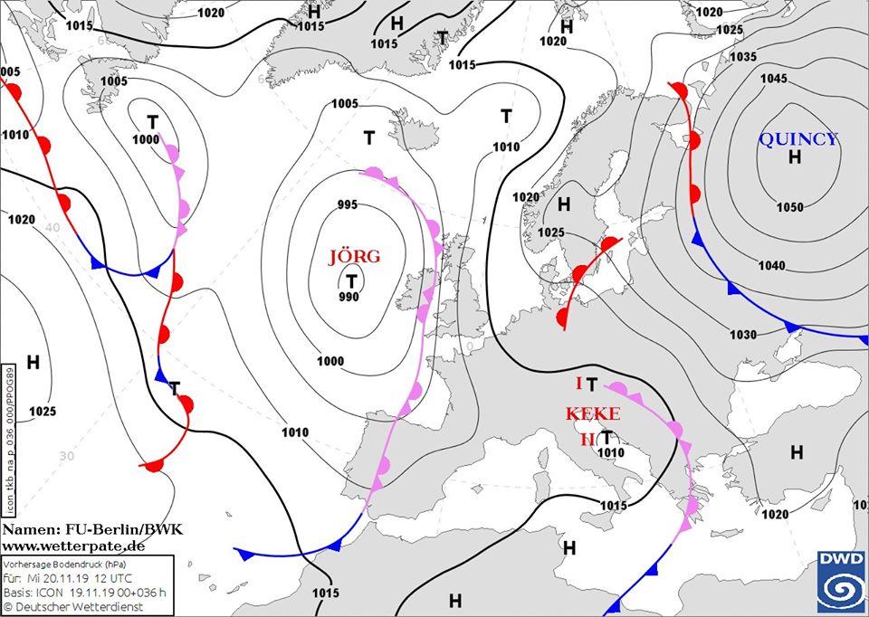 Мінус та сильний вітер: погода на 21 листопада на Київщині - прогноз погоди, погода - 21 pogoda3