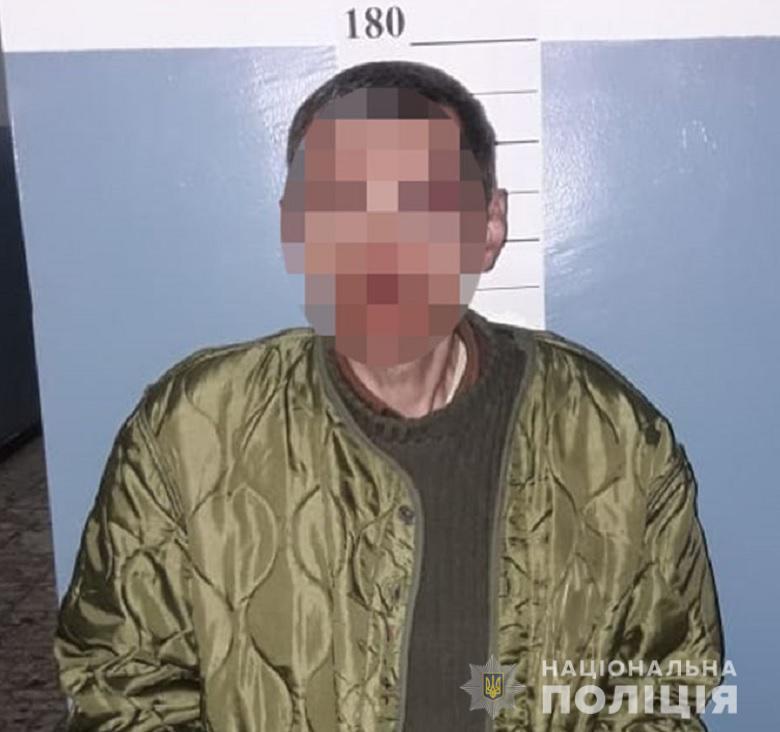 22.11.2019dnzamah1911192 У столиці затримали чоловіка за замах на вбивство киянина