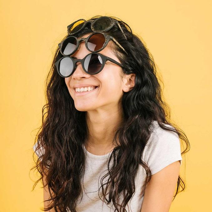25_ochky Українські окуляри з переробленої кави набрали необхідні $10 000 на Kickstarter лише за добу
