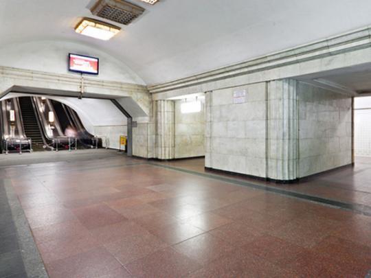 """""""Арсенальна"""" закрита: столичний метрополітен повідомив про чергове замінування -  - 282434w540zc0"""