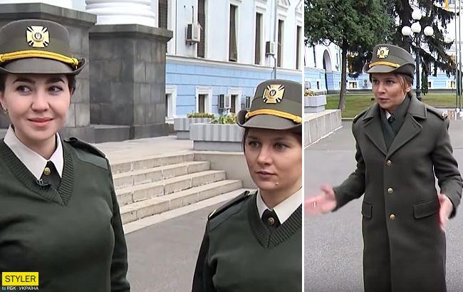 Жінкам-військовим України оновили гардероб -  - 29635 650x410