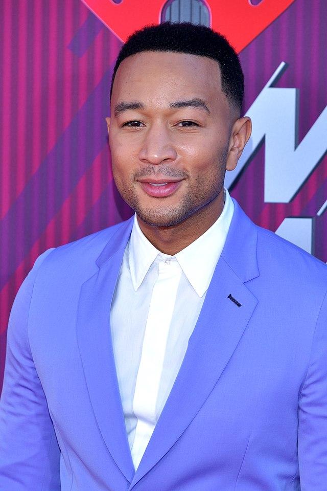 Стало відомо ім'я найсексуальнішого  чоловіка 2019 за версією People -  - 640px John Legend 2019 by Glenn Francis